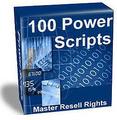 Thumbnail 100 power script