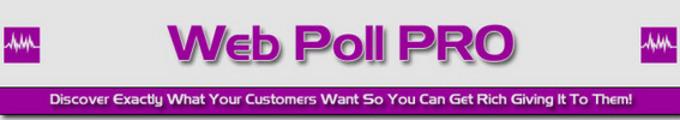 Web Poll Pro