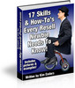 Thumbnail The 17 Skills & How-To s You Need