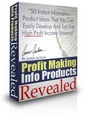 Thumbnail Profit Making Info Products Revealed