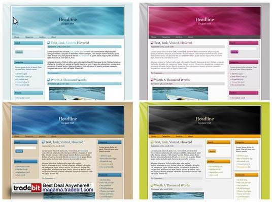 Product picture PREMIUM WORDPRESS THEMES WITH PLR
