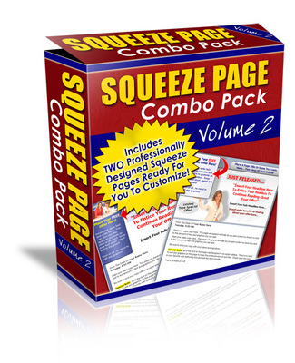 Product picture Squeeze Page Profit System