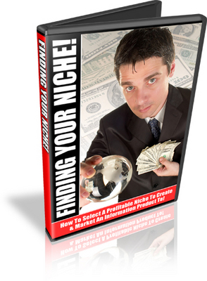 Product picture How To Select A Profitable Niche To Create & Market An Infor