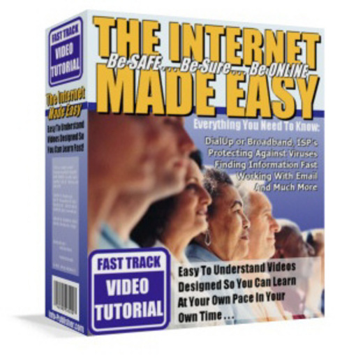 Thumbnail The Internet Made Easy - Training Videos