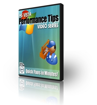 Product picture MS VISTA Perform Tips Video, Speed&TuneUp,Tweaks and More