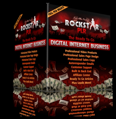 Product picture Traffic Rockstar System PLR