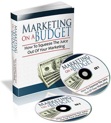 Product picture Marketing On A Budget