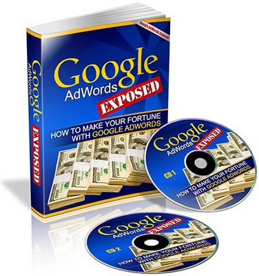 Product picture Google AdWords Exposed