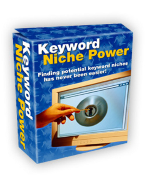 Product picture Keyword Niche Power