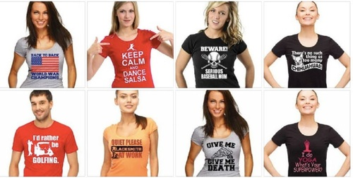Product picture Vol.05 - 50 T-Shirts Designs for Teespring, Cafepress, Zazzl