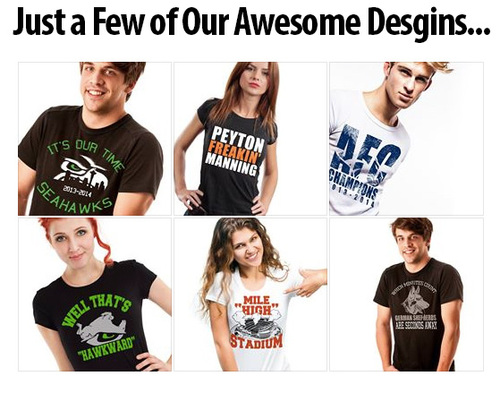 Product picture Vol.09 - 50 T-Shirts Designs for Teespring, Cafepress, Zazzl