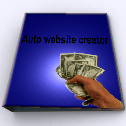 Product picture Auto website creator