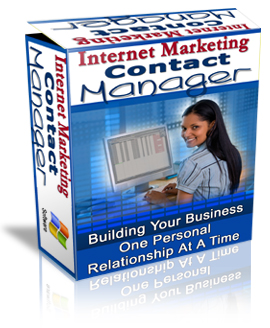 Product picture Internet Marketing Contact Manager