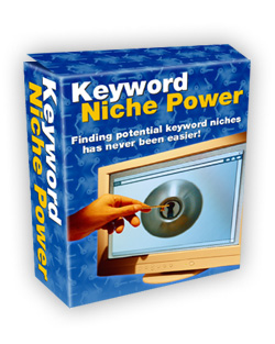 Product picture Keyword niche powers